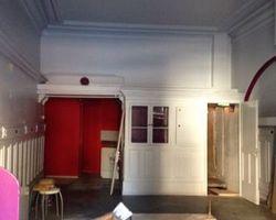 Atout Concept - Ostwald - Agencement professionnel - Création du bar à thé place Saint Etienne