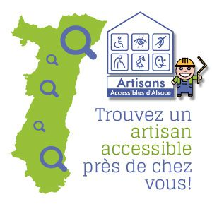 Label artisan accessibles d'alsace